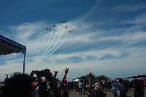 Atraksi Udara Meriahkan Jogja Air Show 2018