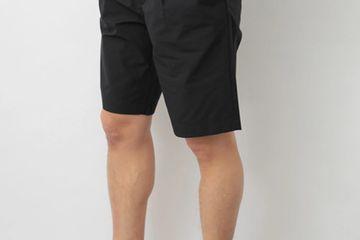 Tuck wide shorts/SEVENDAYS=SUNDAY