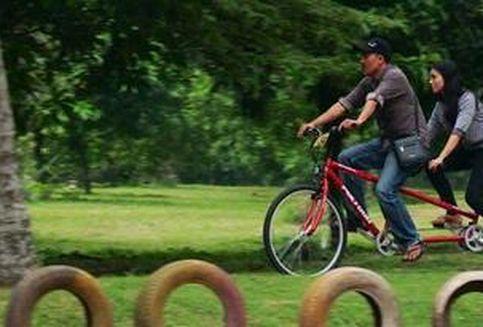 Daripada Makan Obat, Lebih Baik Bersepeda!