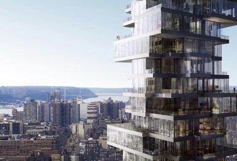 """56 Leonard"", Apartemen Bergerigi dan Paling Tinggi di Tribeca!"