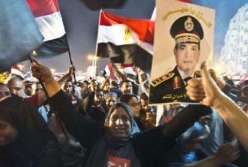 Tentara Mesir Izinkan 'Protes Damai'