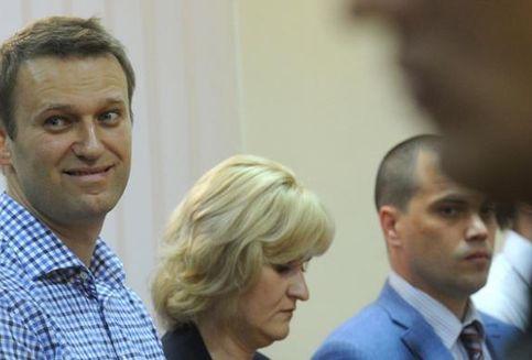 Tokoh Oposisi Rusia Diganjar Lima Tahun Penjara