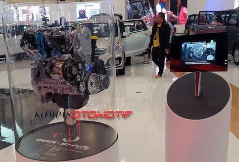 Suzuki Klaim Ertiga Hibrida Lebih Irit 50 Persen