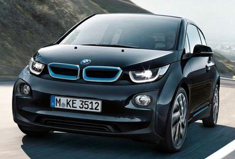 Mobil Listrik BMW Siap 'Update'