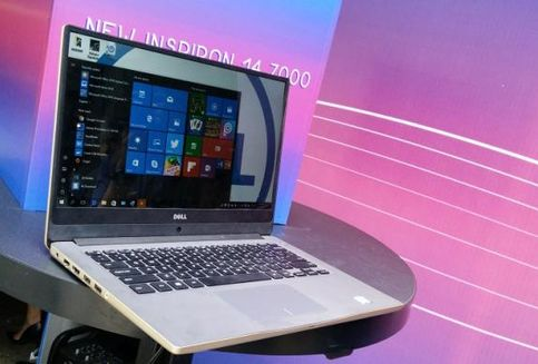 Dell Boyong 2 Laptop Mewah Inspiron ke Indonesia