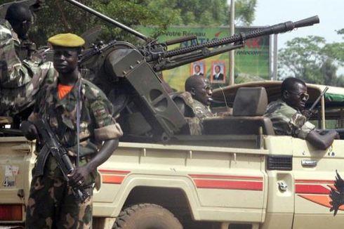 MSF: Warga Sipil Jadi Sasaran Kekerasan di Afrika Tengah