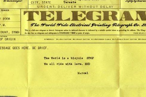 Telegram Terakhir di India