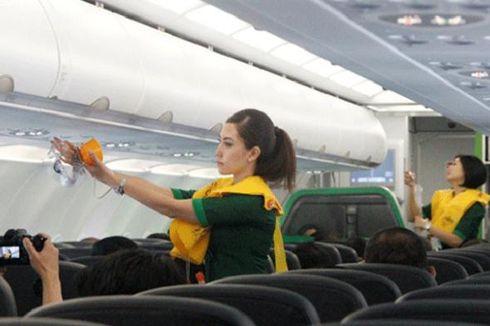 Jakarta-Tanjung Pandan, Citilink Operasikan Airbus A320
