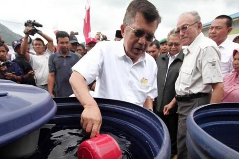 Jusuf Kalla Mudik ke Makassar Pakai Pesawat Komersial