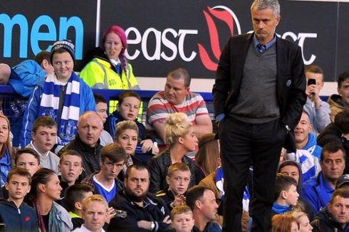 Bahagia di Chelsea, Mourinho Tak Berpikir Kembali ke Madrid