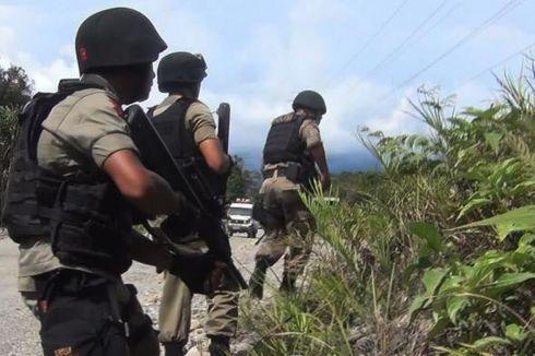Pos Polisi Diserang, 8 Senjata Dirampas Kelompok Sipil Bersenjata