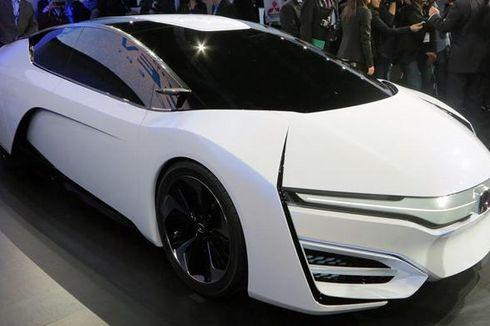 Kolaborasi Honda-GM Agar Harga Mobil