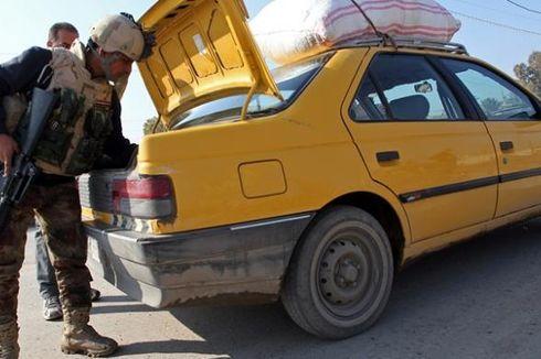 Kelompok Bersenjata Sandera Karyawan Kementerian HAM Irak