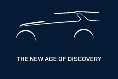 Hengkang dari Land Rover, Discovery Punya