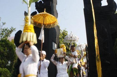 Jelang Nyepi, Umat Hindu Magelang Gelar