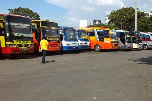 Alasan BPTJ Larang Bus AKAP Beroperasi di 8 Terminal