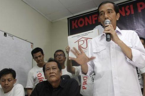 Jokowi Resmikan Maskas Projo Jadi