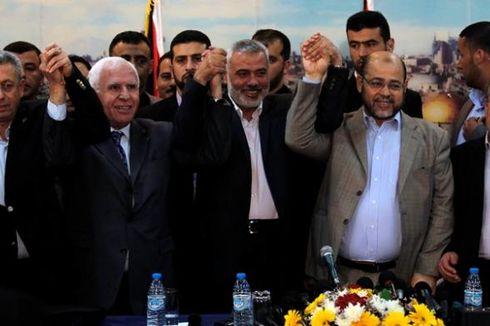 Hamas Mengeksekusi Tiga Warga Palestina
