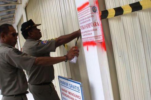 Pemkab Bogor Segel 25 Minimarket Ilegal di Cibinong