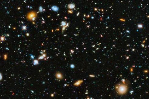 Alam Semesta Kaya Bintang Tunawisma