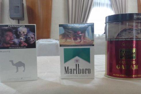 Gambar Bungkus Rokok di Indonesia Kurang Seram
