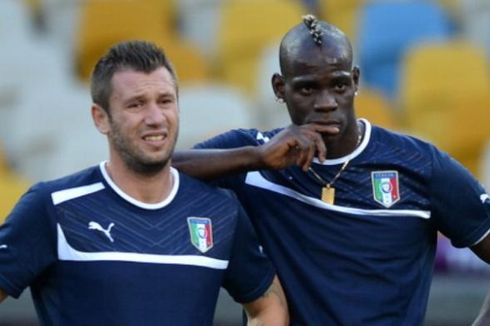 Gaji Belum Dibayar, Cassano Gugat Parma