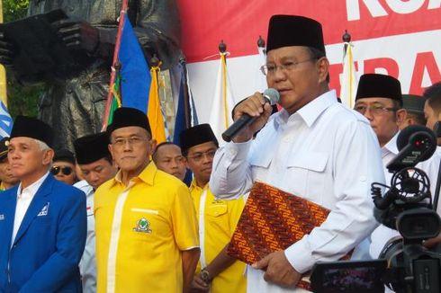 Setelah Jokowi, Giliran Prabowo Subianto Temui BJ Habibie