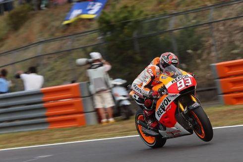 AHM Berharap Marquez Juara Dunia di Motegi