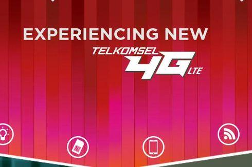 Telkomsel Resmi Gelar Layanan 4G LTE