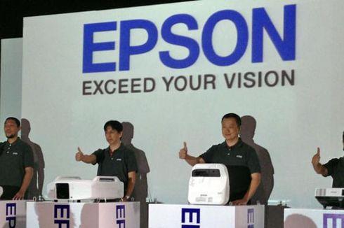 Epson Perbarui Lini Proyektor Bisnisnya