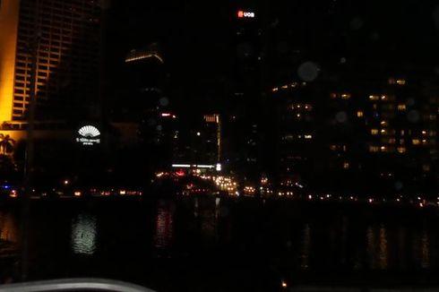 Kenapa Pemakaian Listrik di Jakarta Kala Earth Hour Masih Tinggi?