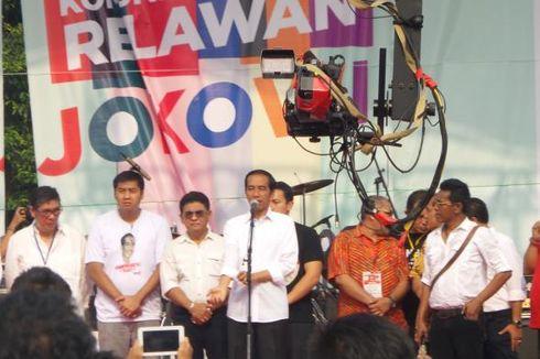 Jokowi: Kalau Impor Beras, Petani Kita Mau Makan Apa?