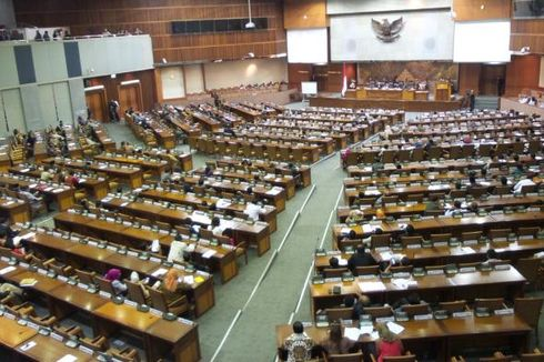 Revisi UU KPK Masuk Program Legislasi Prioritas 2015