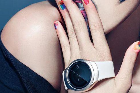 Samsung Pamer Smartwatch Bundar di Instagram