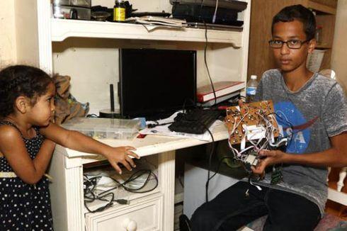 Penampakan Jam Digital Bikinan Ahmed yang Dikira Bom