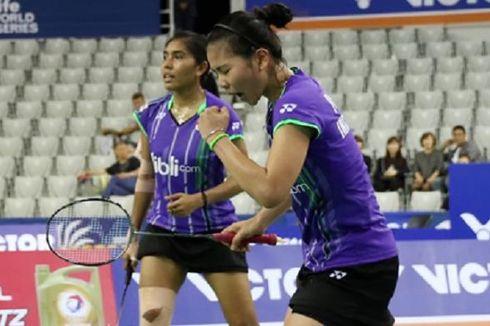 Greysia/Nitya Melaju di Hong Kong Open