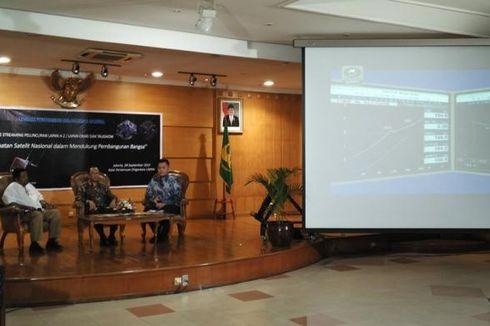 Satelit Lapan A2/Orari Berhasil Diluncurkan