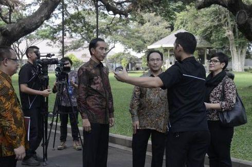 Satu Tahun Memerintah, Jokowi-Kalla Buka Suara soal Gesekan Internal Kabinet