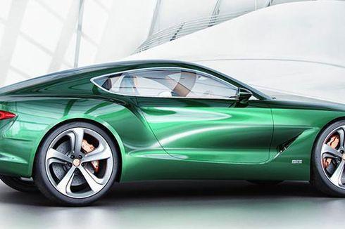 Bentley Tertarik Produksi SUV Kompak dan Sedan Sport