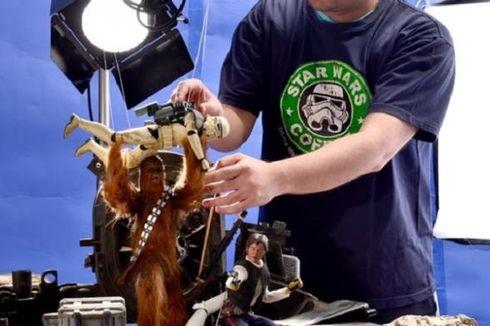 Fotografi Mainan Seno Haryo, dari Star Wars sampai