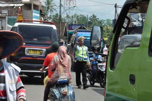 Susur Jalur Mudik 2016, Ini Enam Lokasi yang Rawan Macet di Semarang