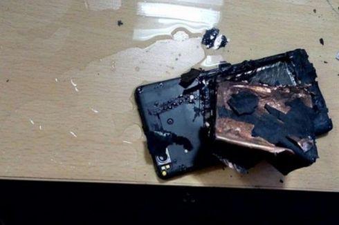Xiaomi Mi 4i Terbakar, Bikin Panik Seisi Ruangan