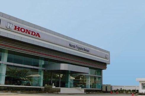 """Bekasi """"Dikepung"""" 6 Diler Mobil Honda"""