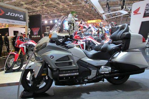 Minat Honda Goldwing Pengawal Raja Salman?