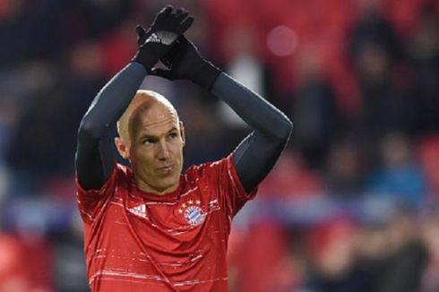 Kontrak Baru untuk Arjen Robben