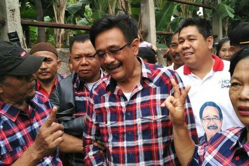 Pelayanan Dikeluhkan Saat Cuti Kampanye, Djarot Sebut Bahan Evaluasi Plt Gubernur