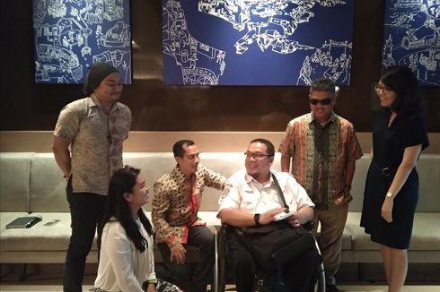 Cerita Penyandang Disabilitas Bisa Kerja di Kemenhub