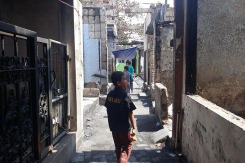 Cerita Jumaidi Bangun Kembali Rumahnya yang Hangus daripada Tinggal di Rusun