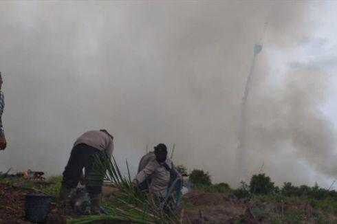 Karhutla Riau Terus Meluas, Lahan Terbakar Mencapai 3.517 Hektar