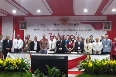 Napak Tilas 500 Tahun Magelhaens, Kota Tidore jadi Tuan Rumah GNMC
